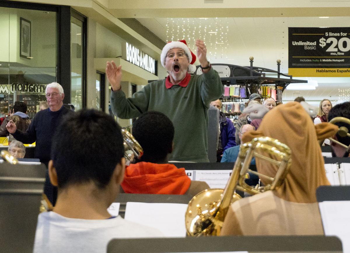 Trombone Christmas, Harrisosnburg, VA 2019