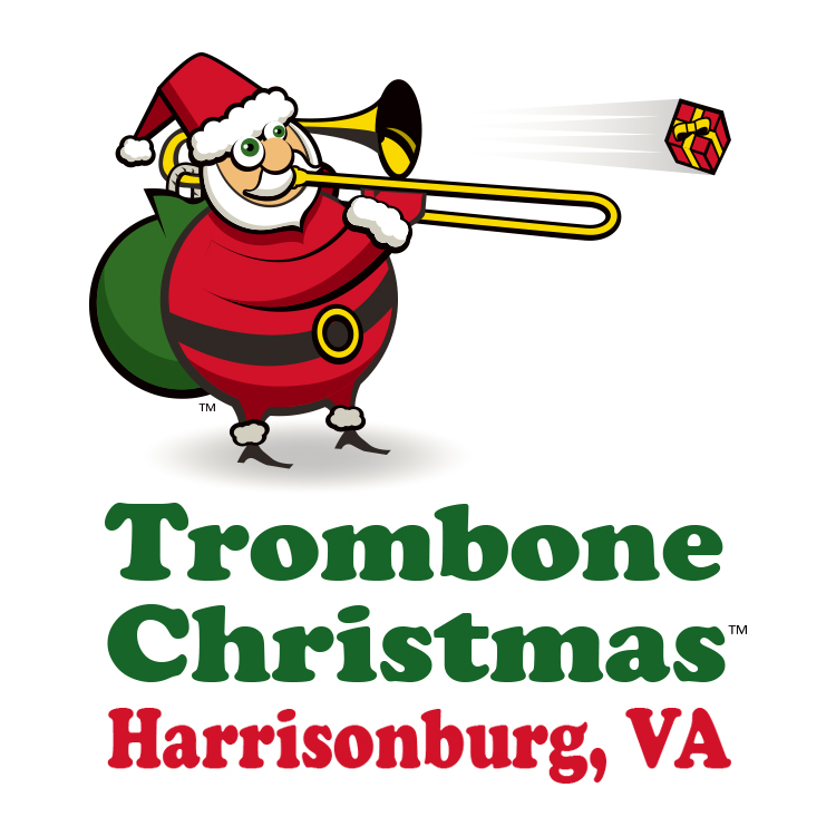 Trombone Christmas Harrisonburg